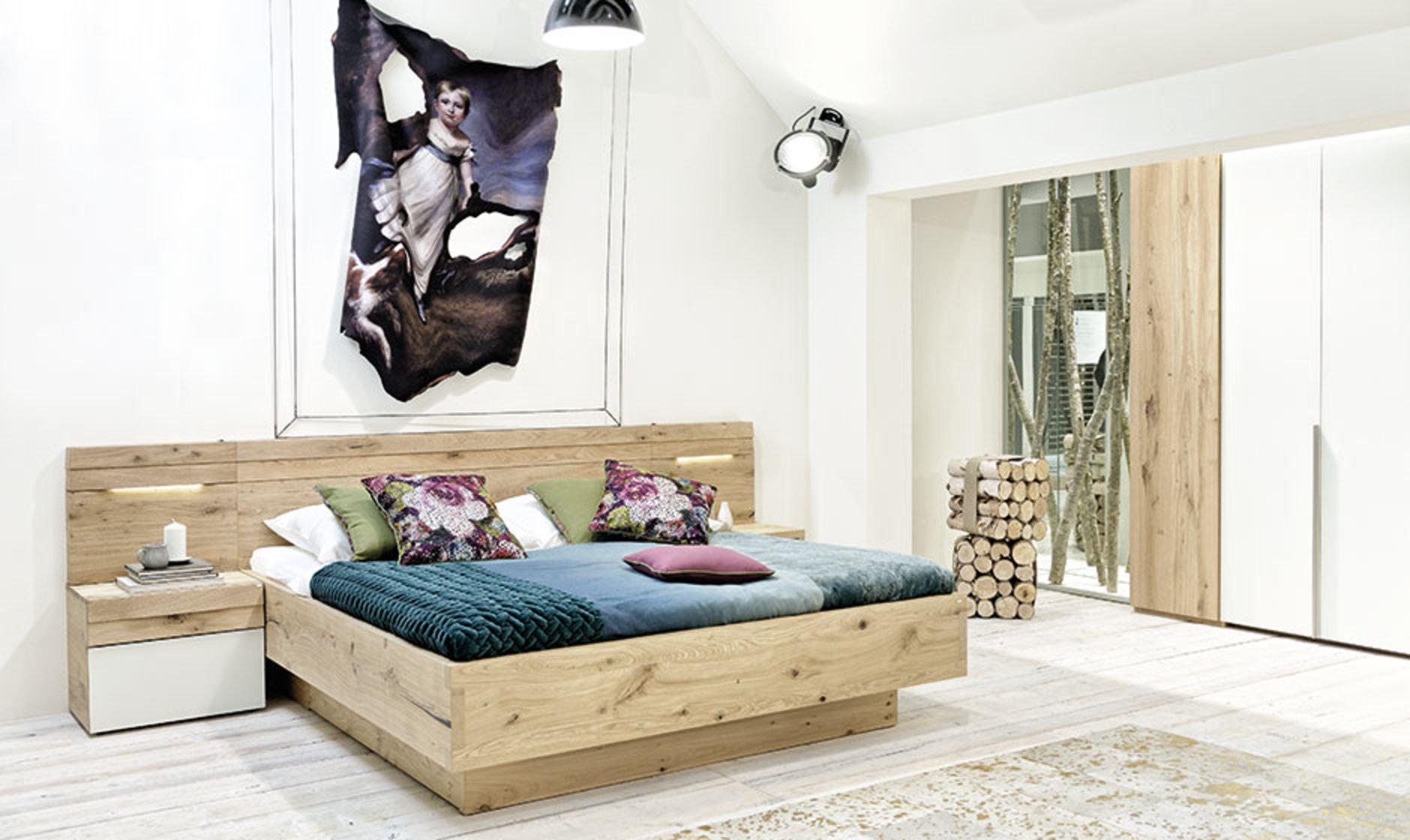 schlaflösungen mit relax: schlafzimmer von nöbauer, Schlafzimmer entwurf