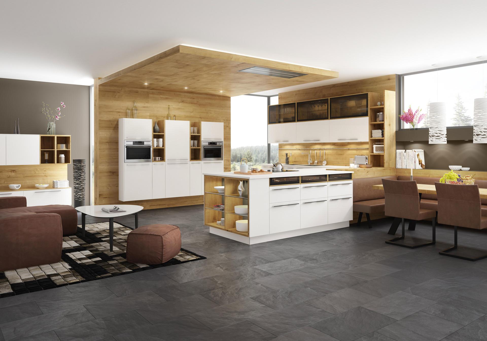 Küchendesign  Küchendesign nahe Wels: Wir designen Ihre Wunschküchen!