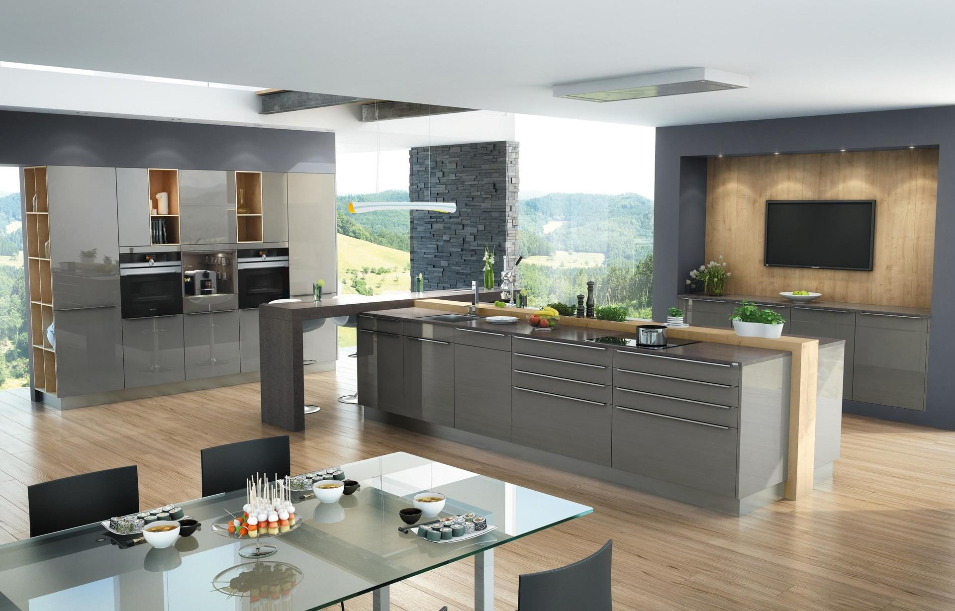Küchendesign nahe Wels: Wir designen Ihre Wunschküchen!