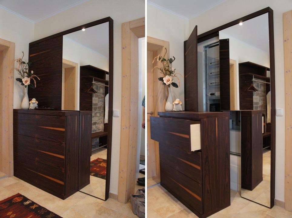tischler garderobe referenzen studio. Black Bedroom Furniture Sets. Home Design Ideas