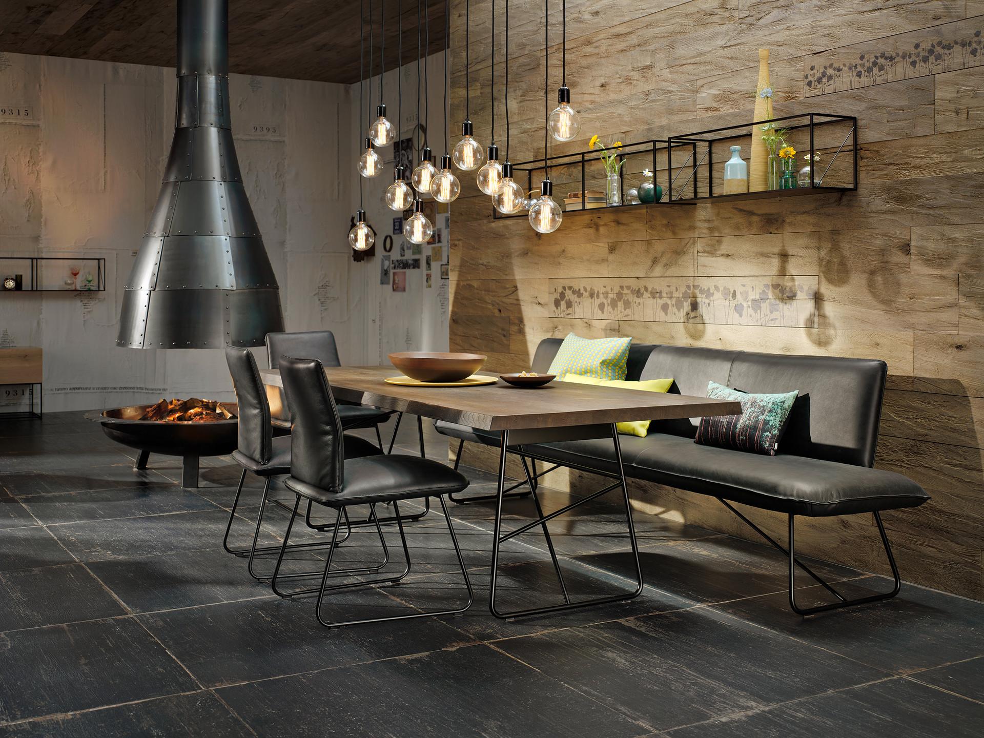 Stilsicher, Langlebig Und Praktisch: Das Esszimmer Von Nöbauer